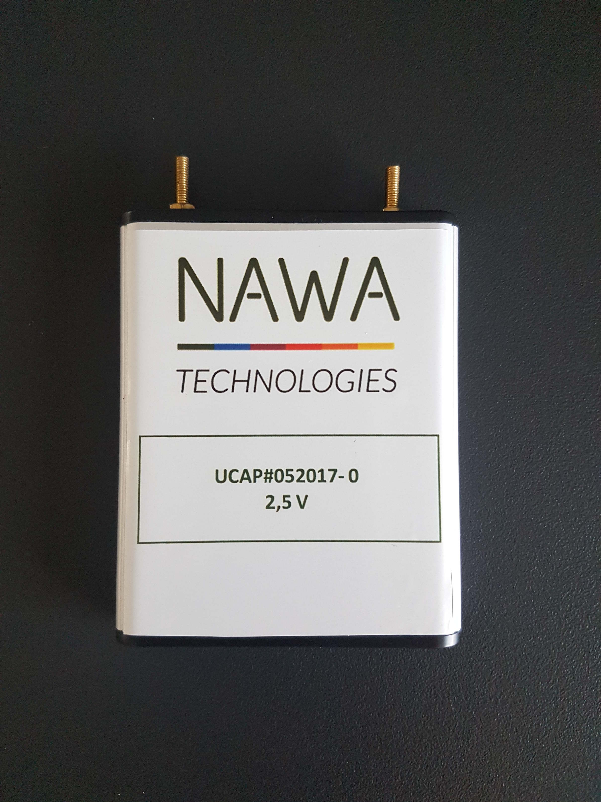 NAWA Technologies revolutionizes energy storage with new ultra fast