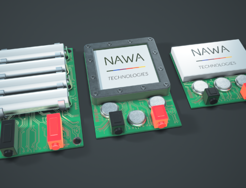 NAWA MINIATURIZES THE BATTERIES OF THE INTERNET OF THINGS